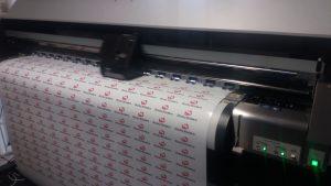 Digital printing sticky stickers nz