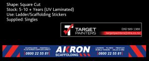 Sticky Stickers Testimonials Akron Trade Centre