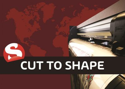 Cutting to Shape